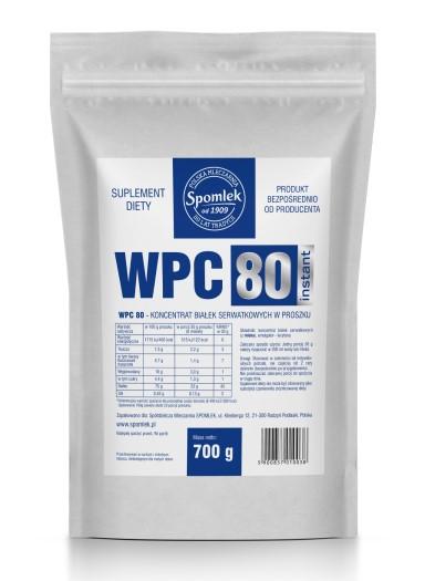 Купить SPOMLEK WPC80-WHEY PROTEIN CONCENTRATE 8 + 2 БЕСПЛАТНО на Otpravka - цены и фото - доставка из Польши и стран Европы в Украину.