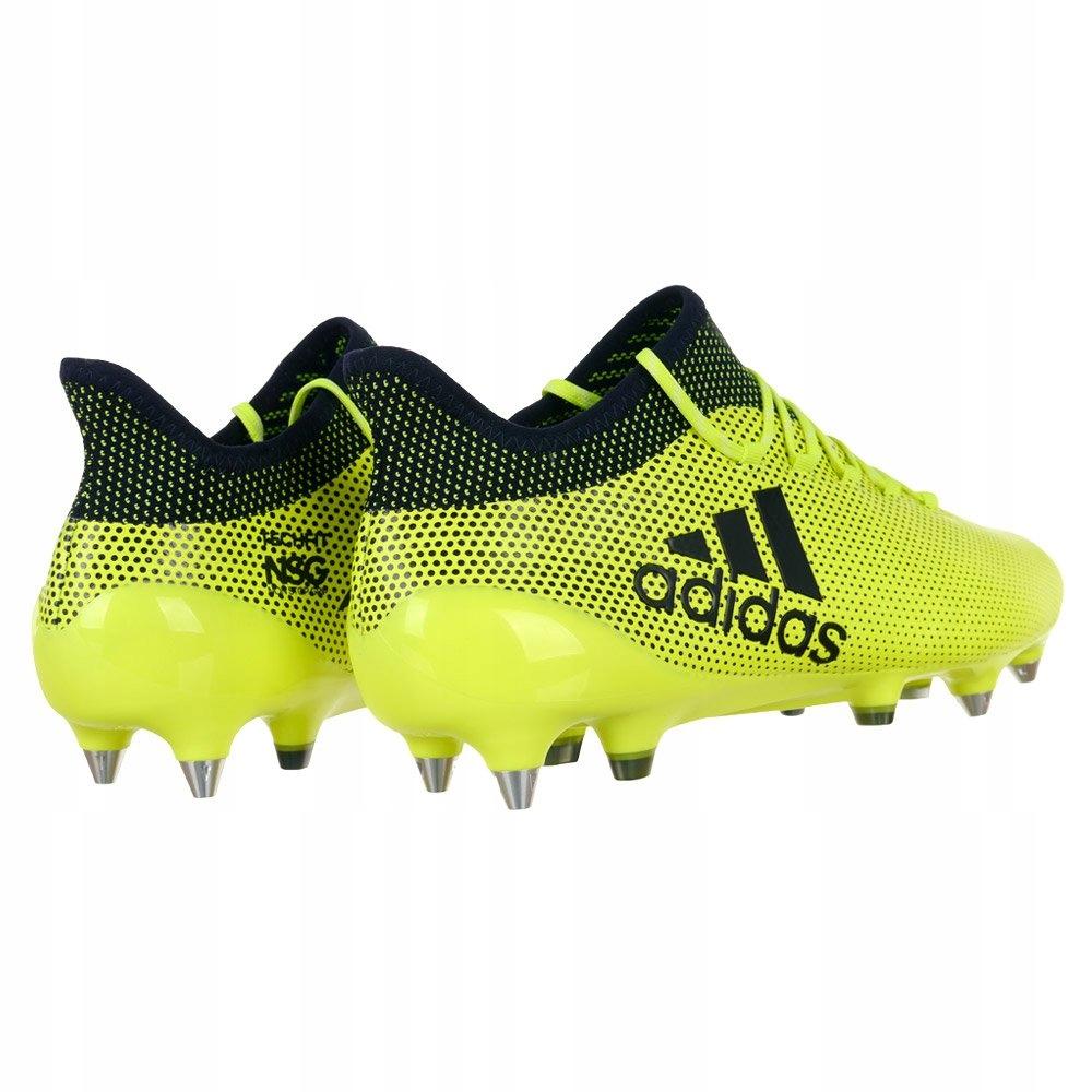 Buty piłkarskie Adidas X 17.1 SG korki 40 23