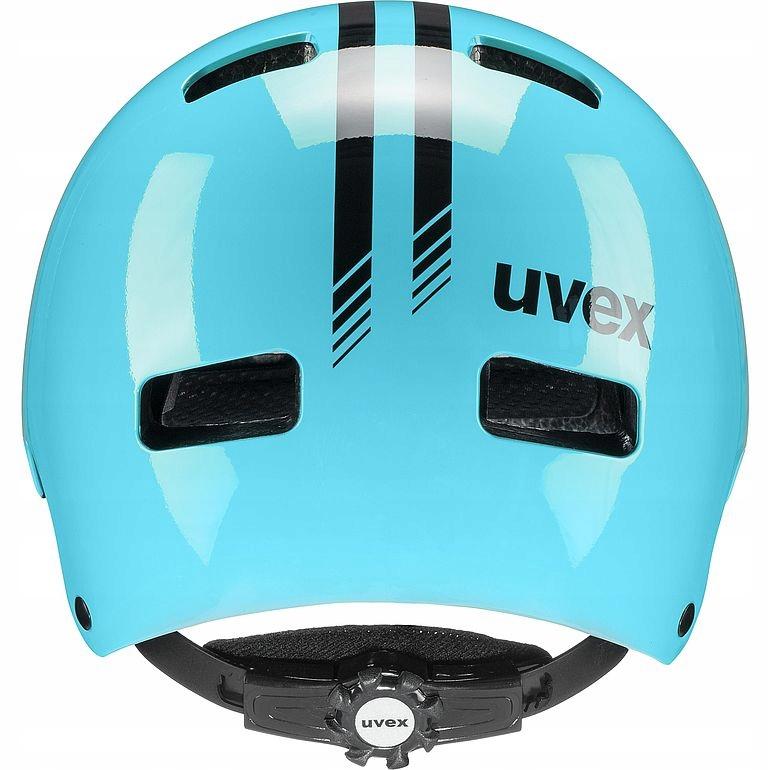 Kask rowerowy na hulajnogę Uvex Kid 3 51-55 cm nie Model kid 3