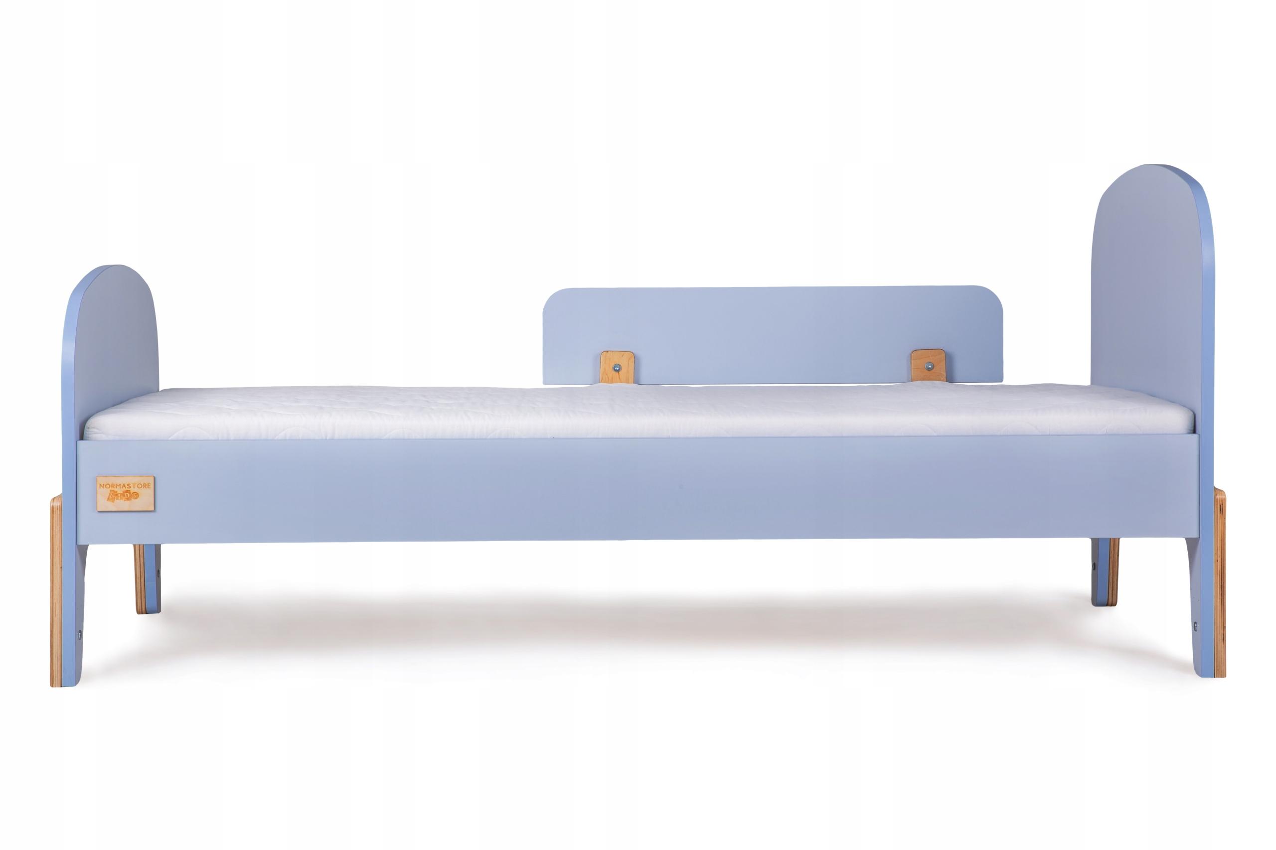 Detská posteľ 160x80 RETRO, matrac, zásuvka