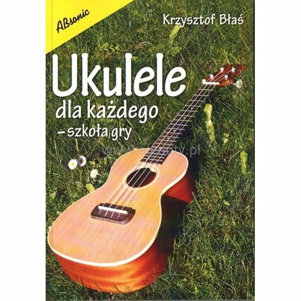 Item Book Ukulele for each