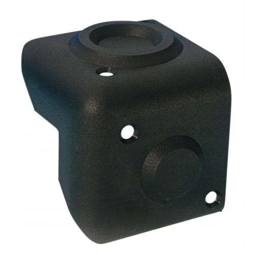 Plastový roh 4018 čierny