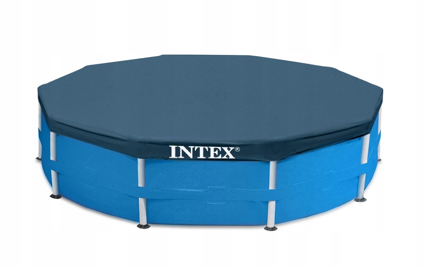 POKRYWA DO BASENU STELAŻOWEGO 366CM INTEX 28031 Producent INTEX