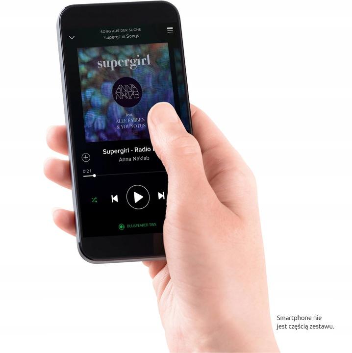 Radio kuchenne FM,bluetooth podszawkowe TechniSat Format wyświetlania godziny 24 h