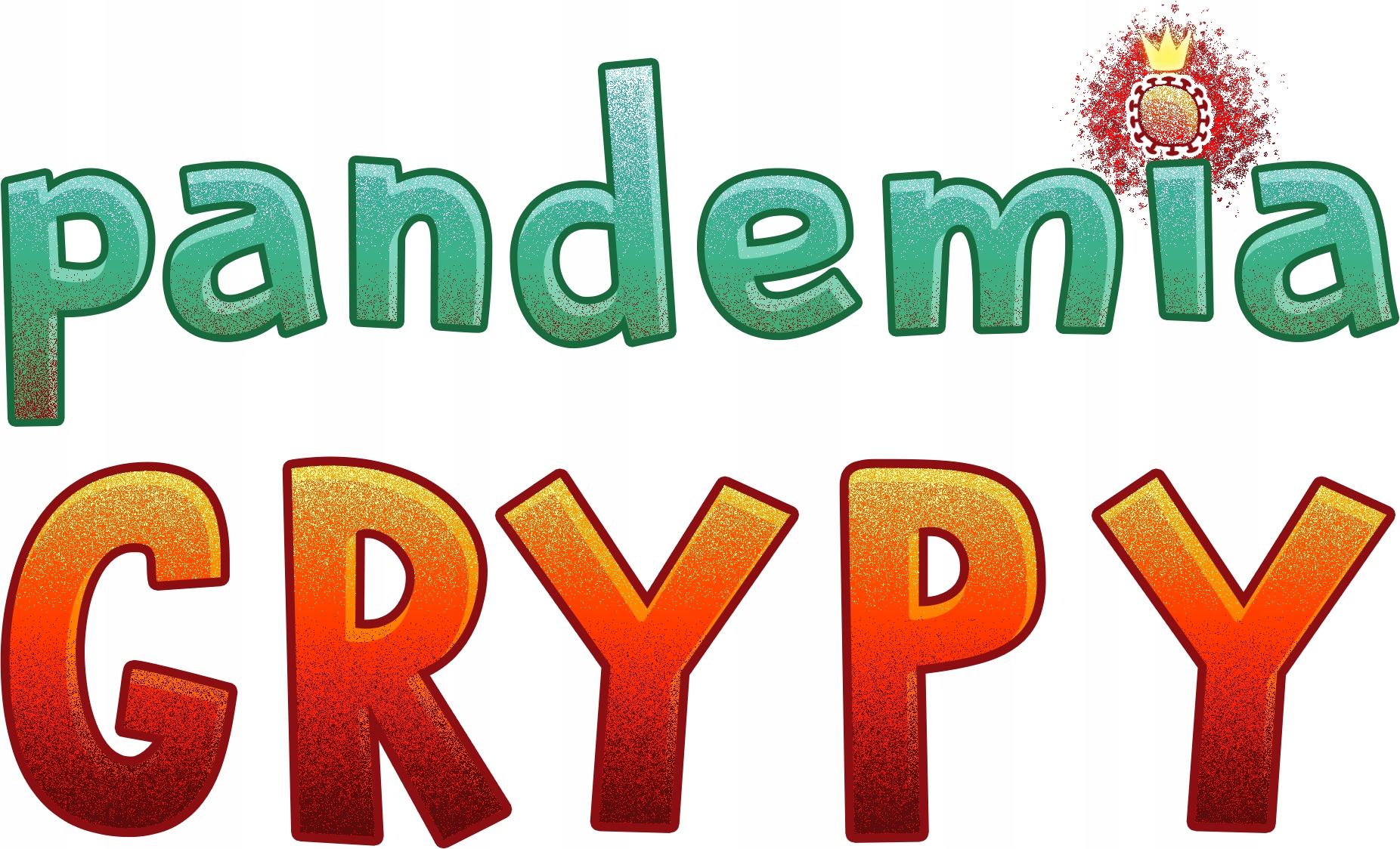 """Wielkoformatowa giga gra XL - """"PANDEMIA GRYPY"""" Bohater inny"""
