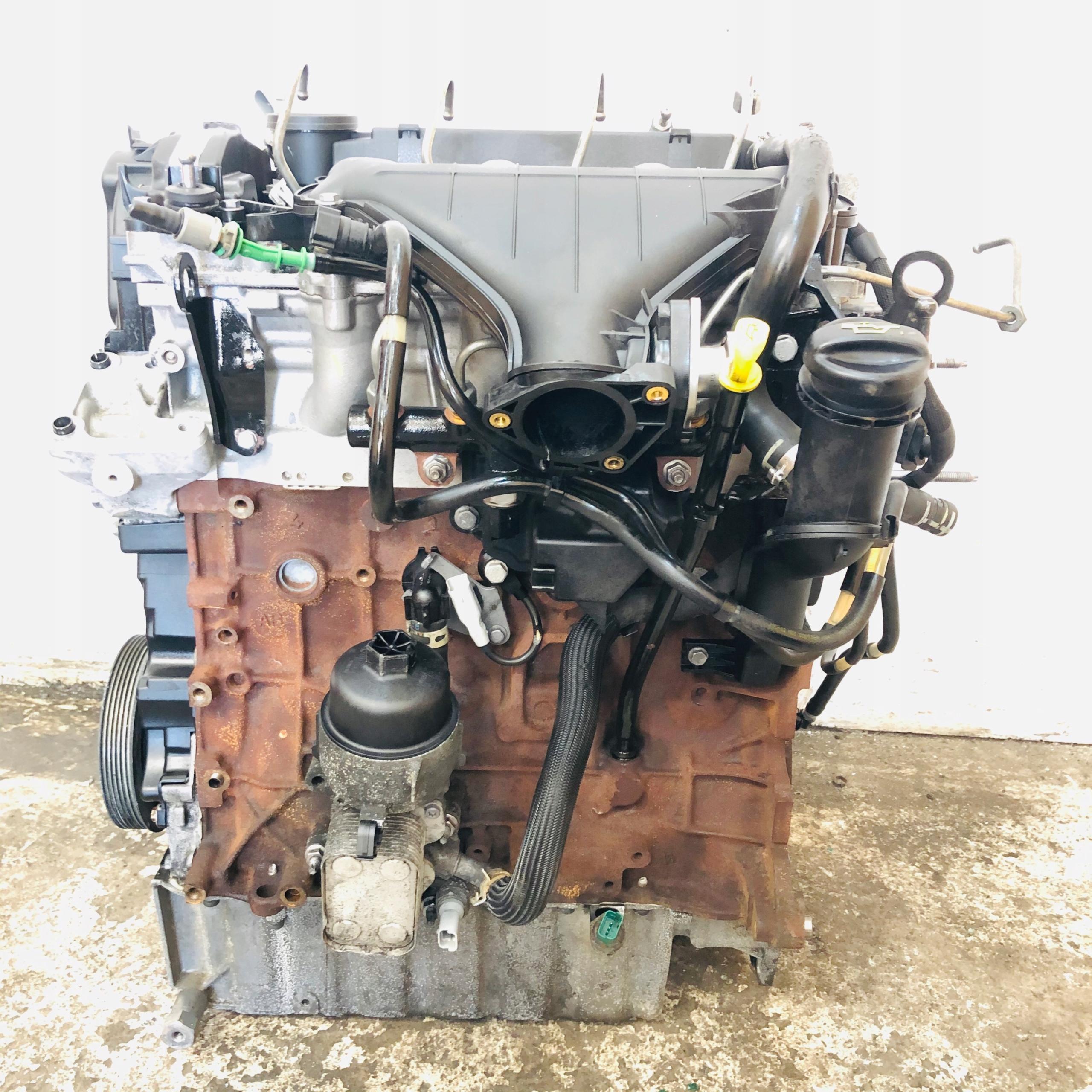 двигатель 2 0 hdi rh01 rhr peugeot citroen 83tys