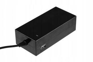 MEDIA-TECH 80W Notebook Univerzálny napájací adaptér