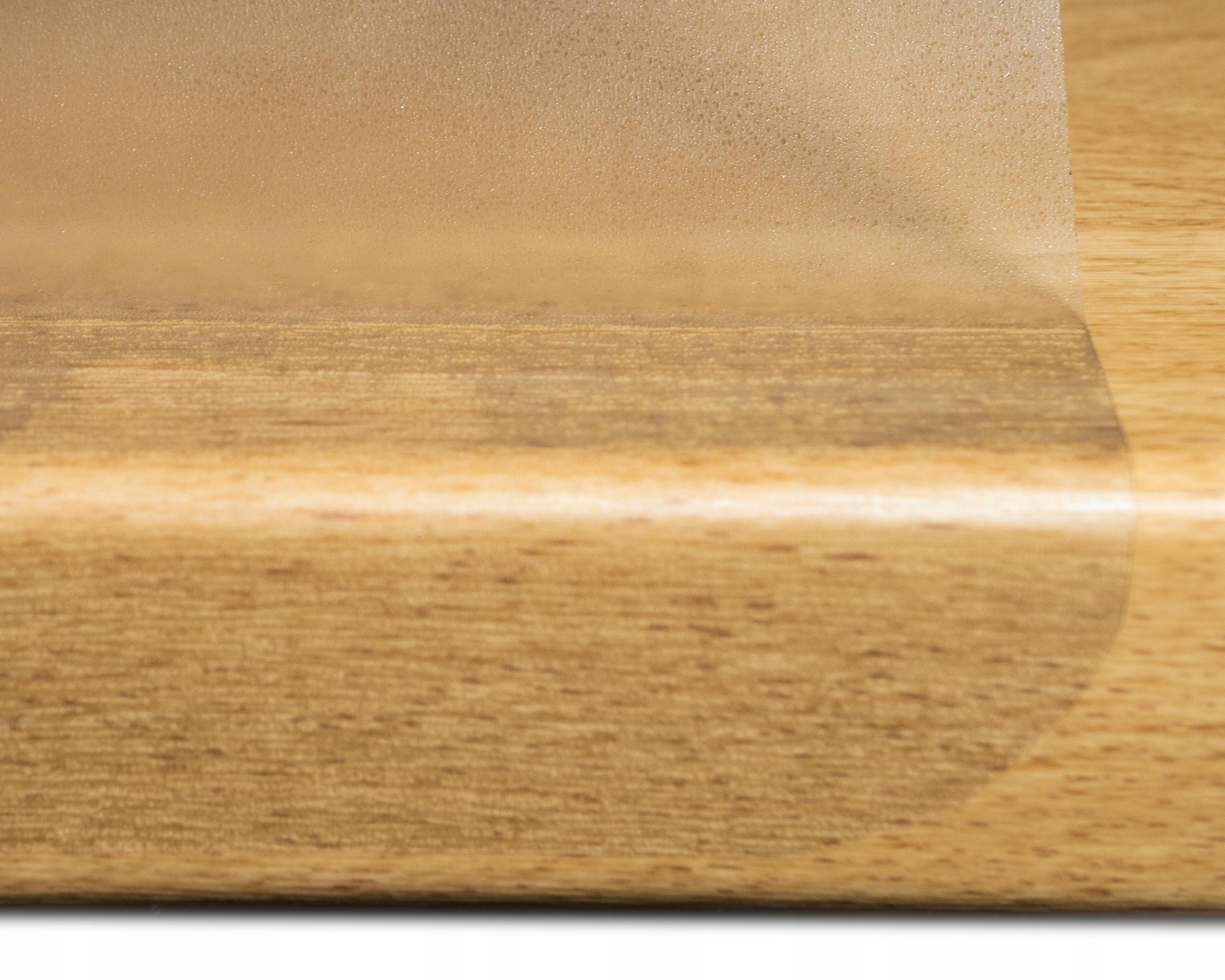 Прозрачная защитная накладка 20х60 эко лестница