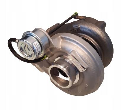 Турбокомпрессор / Турбина 2674A843 Massey Ferguson