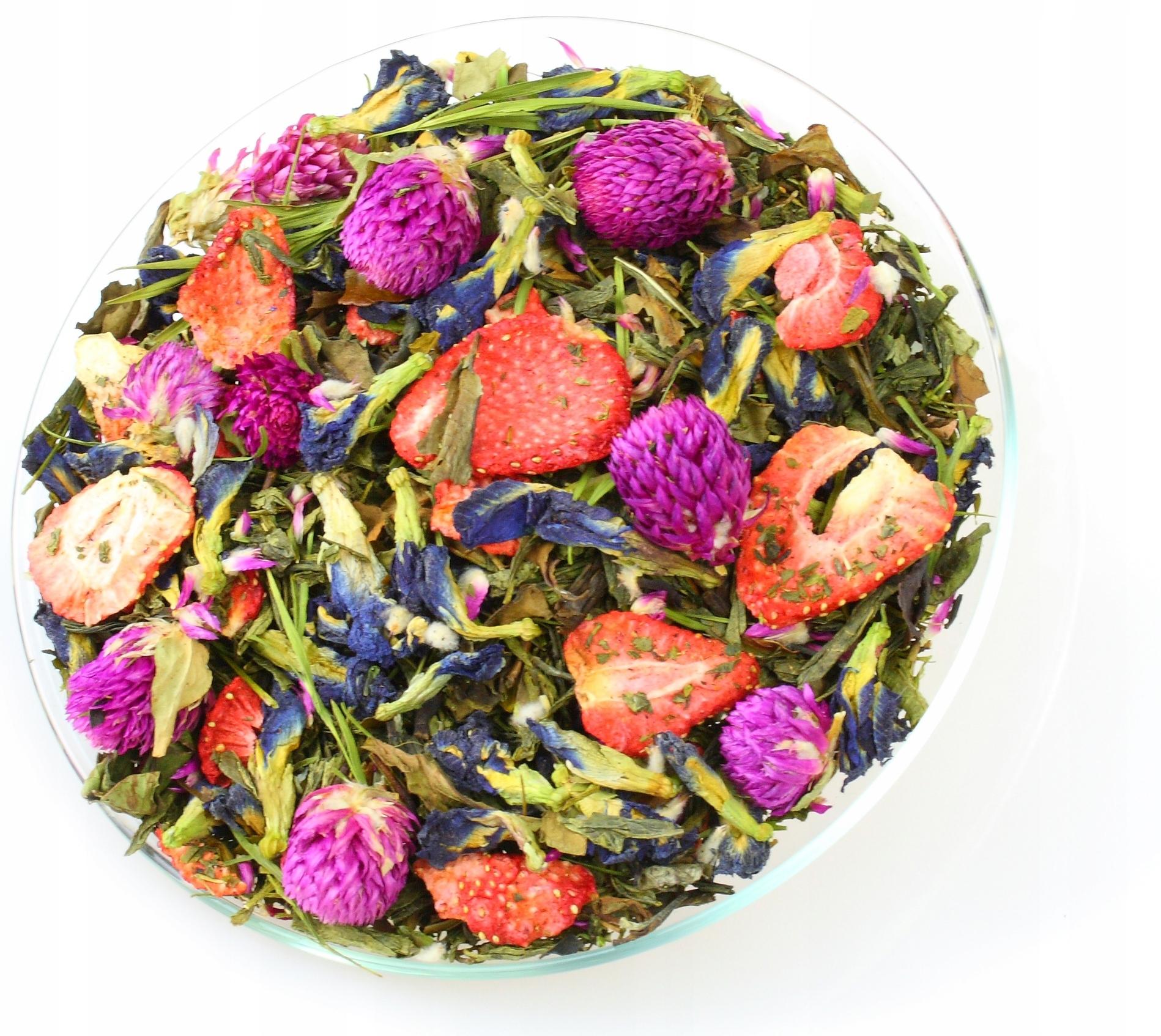 Белый и синий чай BELLA (25 г) с клитором