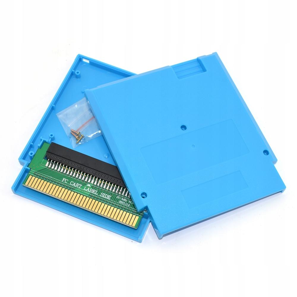 Adaptér PEGASUS a FAMICOM pre konzolu NES + puzdro