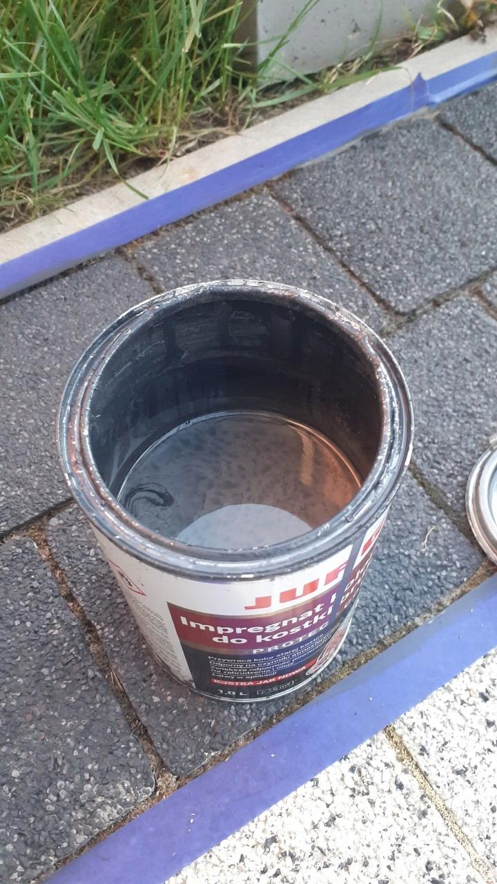 IMPREGNAT KOLORYZUJĄCY MOKRA KOSTKA BRUKOWA 5 L Kod produktu jurprotectcolor
