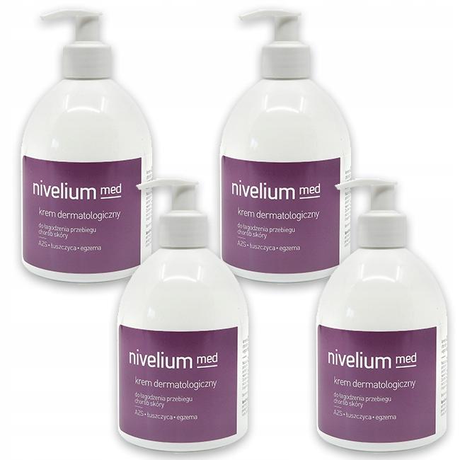 Nivelium Med krem dermatologiczny AZS dobry 1800ml