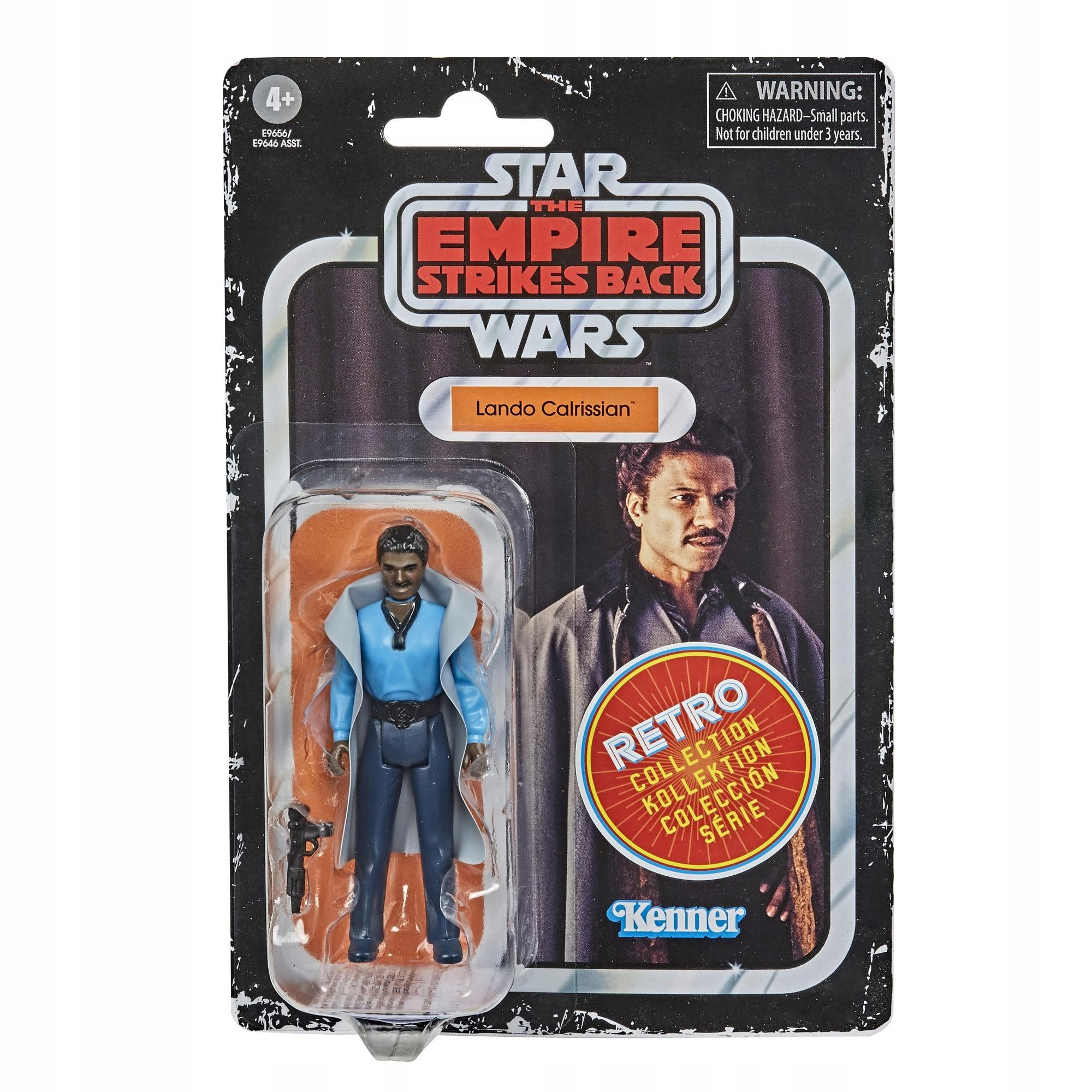 Star Wars Retro LANDO CALRISSIAN Star Wars
