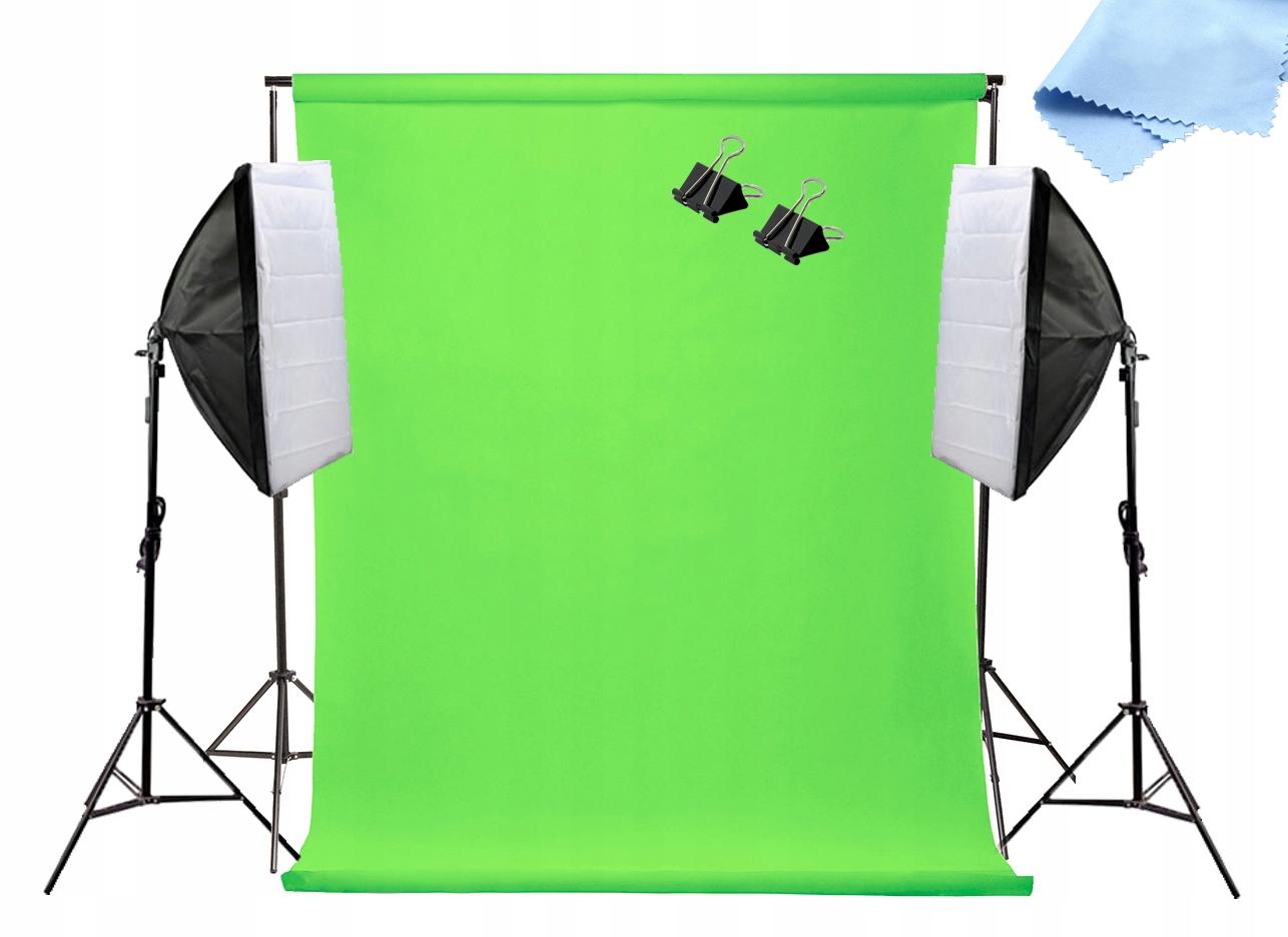 Zestaw Filmowy Oswietleniowy Youtube Green Screen 6316484418 Sklep Internetowy Agd Rtv Telefony Laptopy Allegro Pl