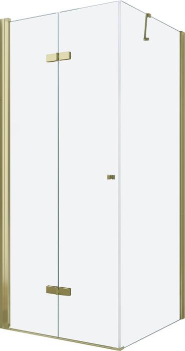 MEXENOVÁ SPRCHOVÁ KABÍNA LIMA 80 x 90 cm ZLATÁ
