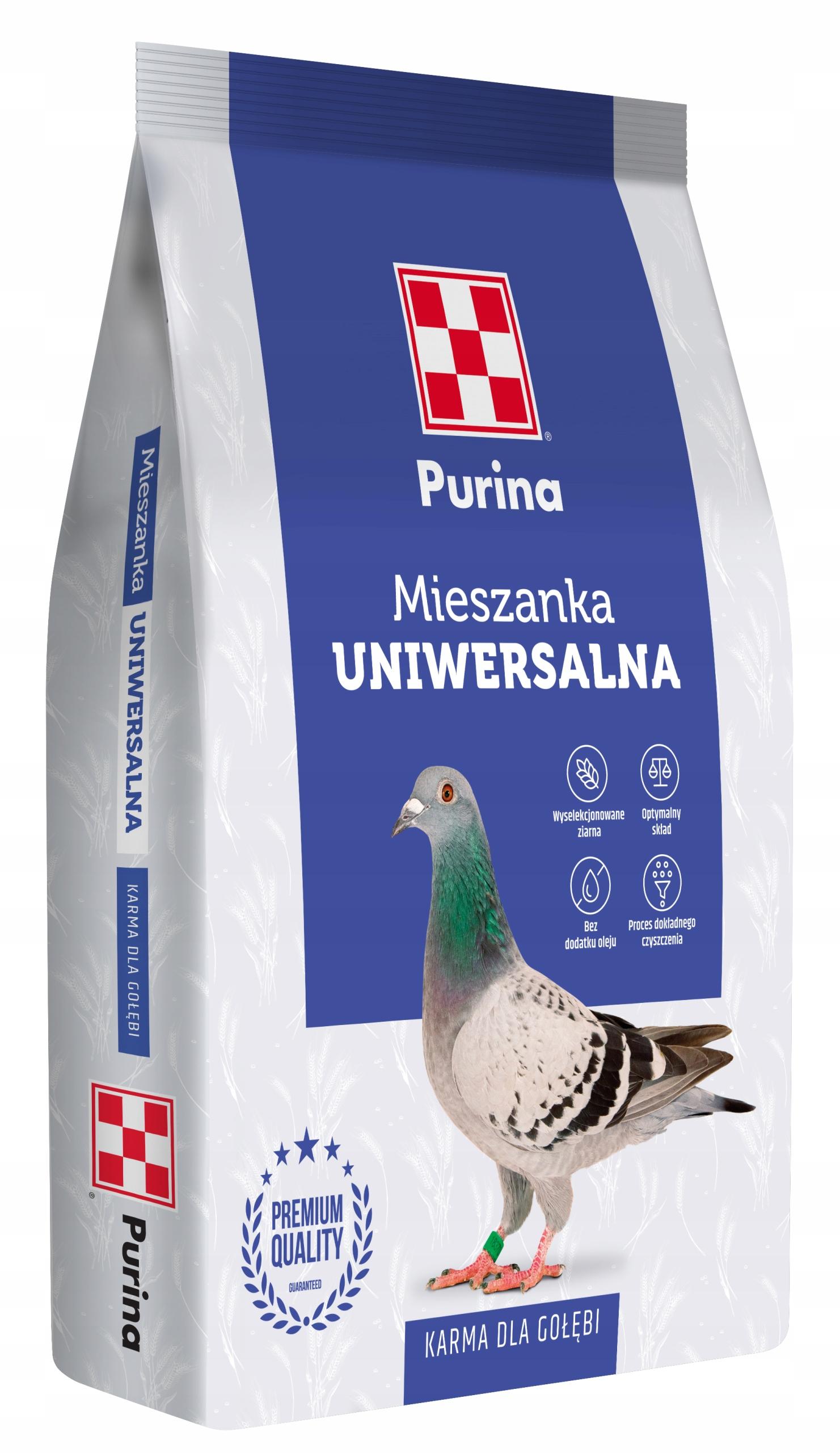 Purina Feed Pigeon Feed Universal 20 кг.