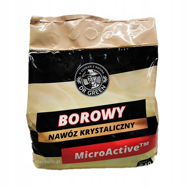 Dr Green Borowy (Bor + Fe), пачка 2 кг