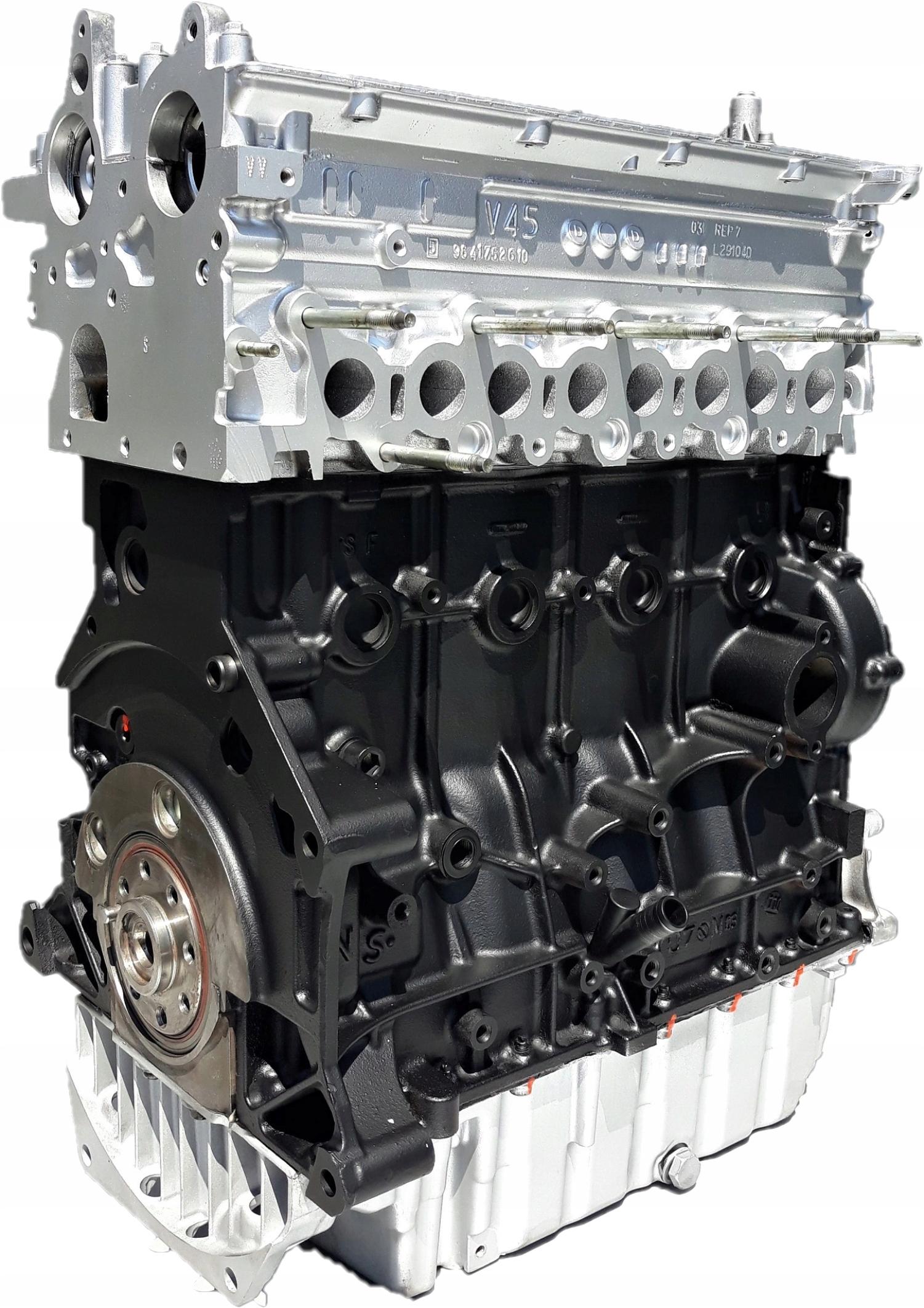 двигатель ford galaxy 20 tdci 16v d4204t гарантия