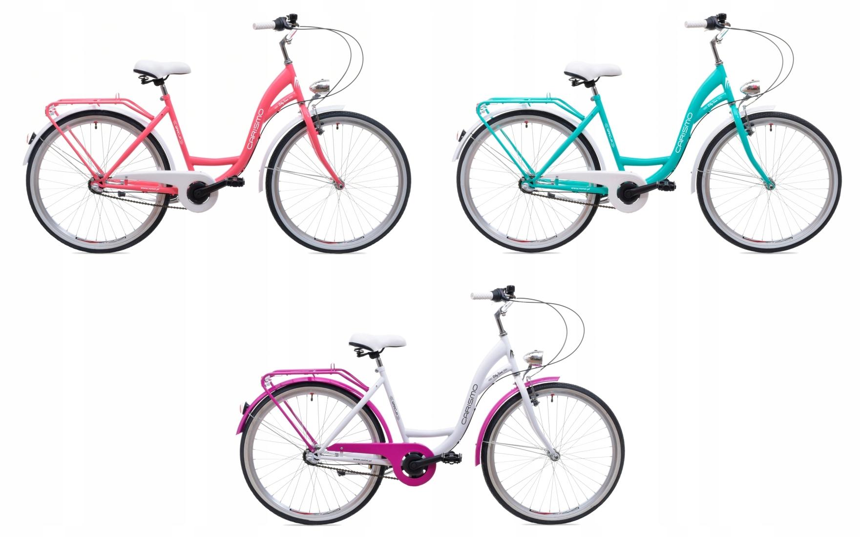Dámsky mestský bicykel GRACE 26 Shimano 3b Dutchman, prehadzovačka, vnútorný (v náboji)