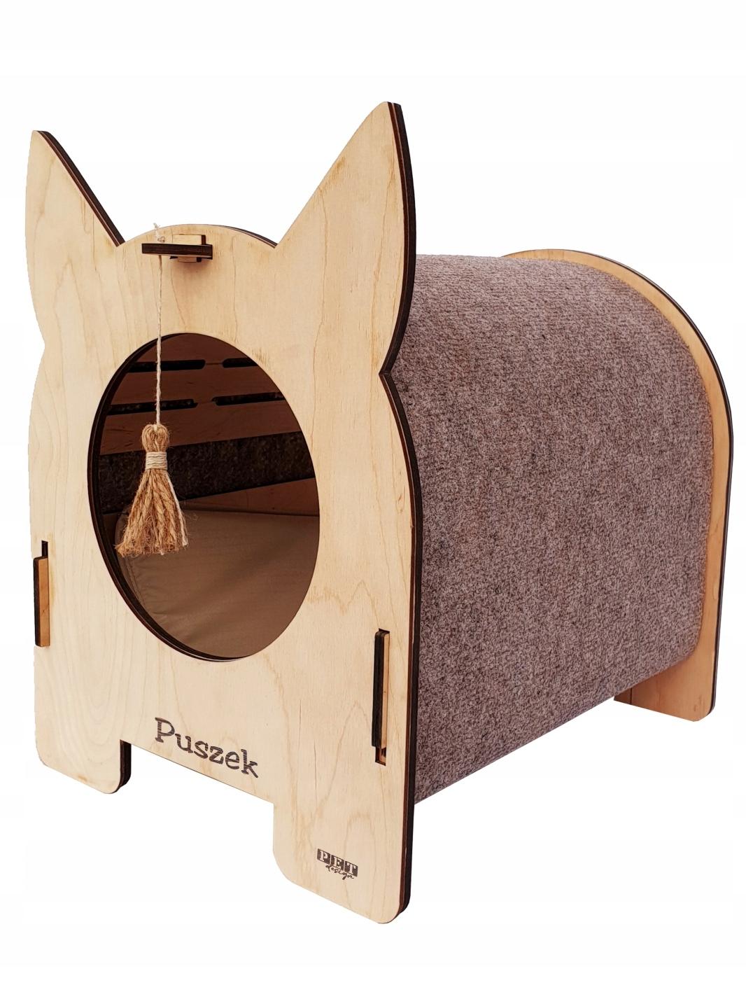 Домик-когтеточка для кошек. CAT для кошек.