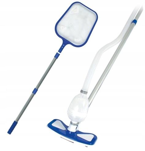 Пылесос для очистки дна бассейна Bestway 56411