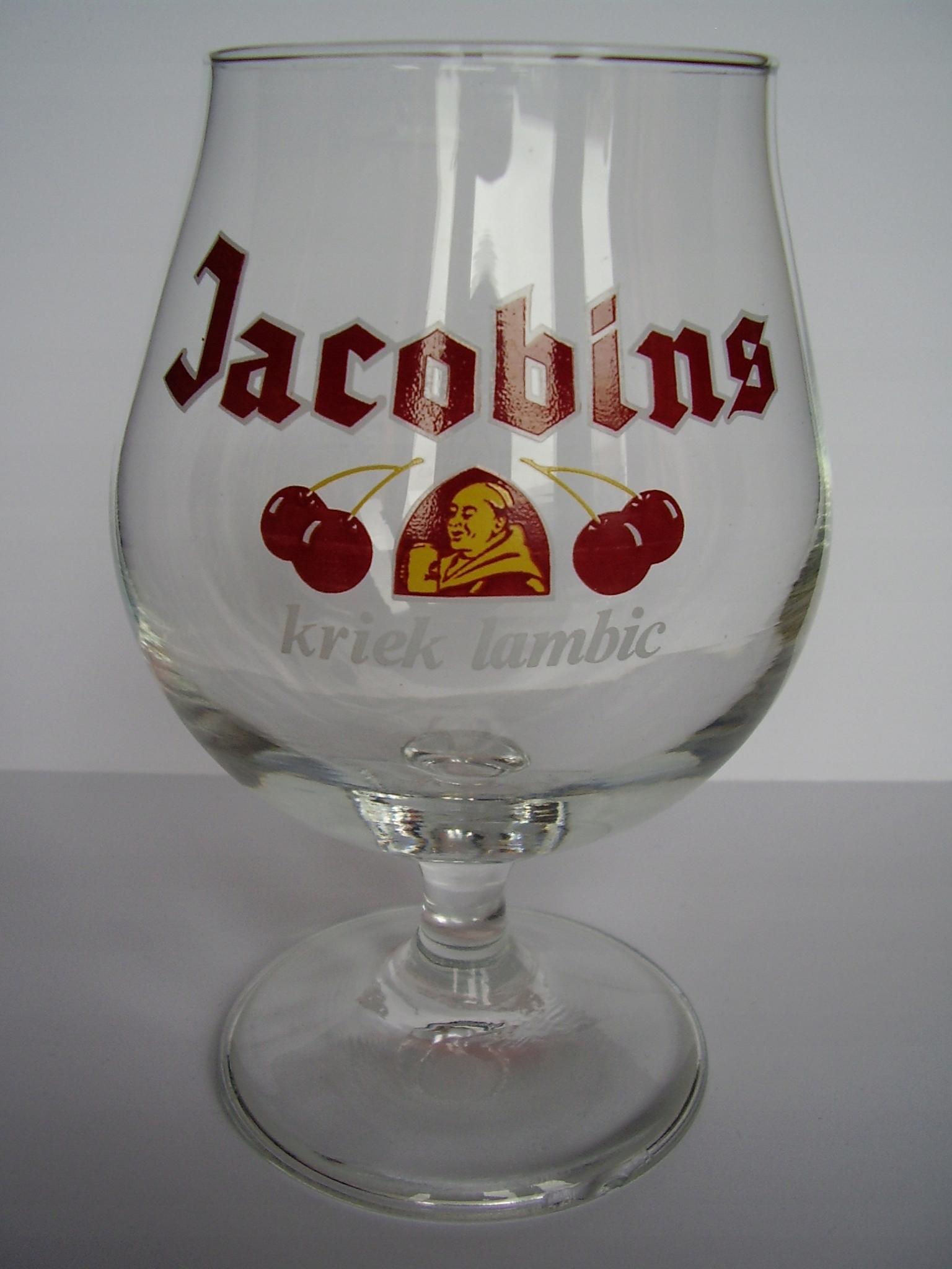Jacobins - pokal 0,33L (Belgia)