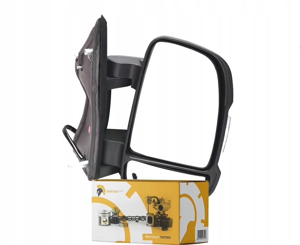 зеркало ducato 06+14+ конт короткие правое 8 pin