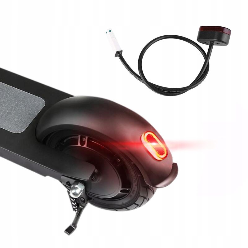 Lampka LED tylna błotnik tylny для Xiaomi M365 PRO