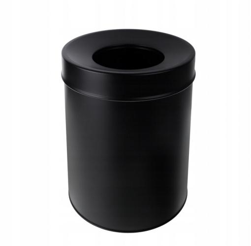 BEMETA 150115151 popolnica 7,5 l, čierna