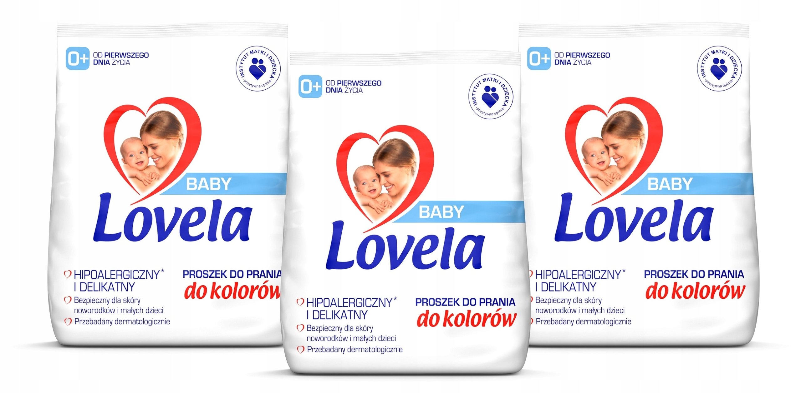 Lovela Baby Powder 3x2.7kg/81pr Цвет