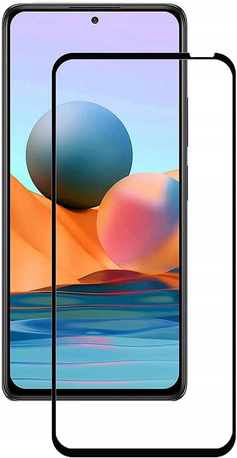 Szkło Ochronne Pełne do Xiaomi Redmi Note 10 / 10S Dedykowany model Xiaomi Redmi Note 10 / 10S