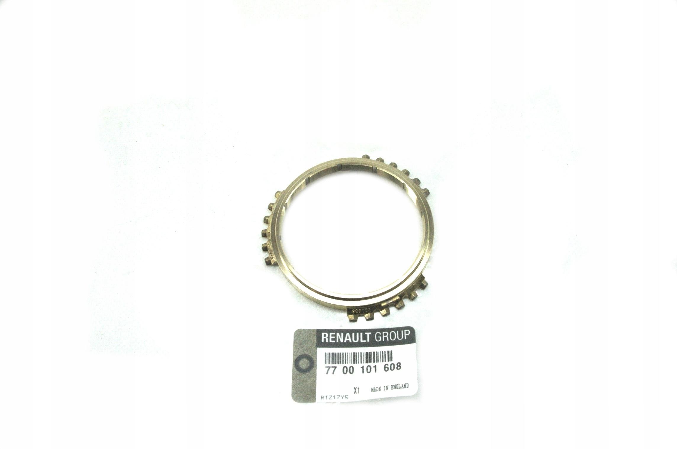 синхронизатор 4 5 6 ход renault pk5 pk6 pf6 орг