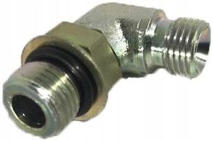 Отвод гидроцилиндра JCB 81690676