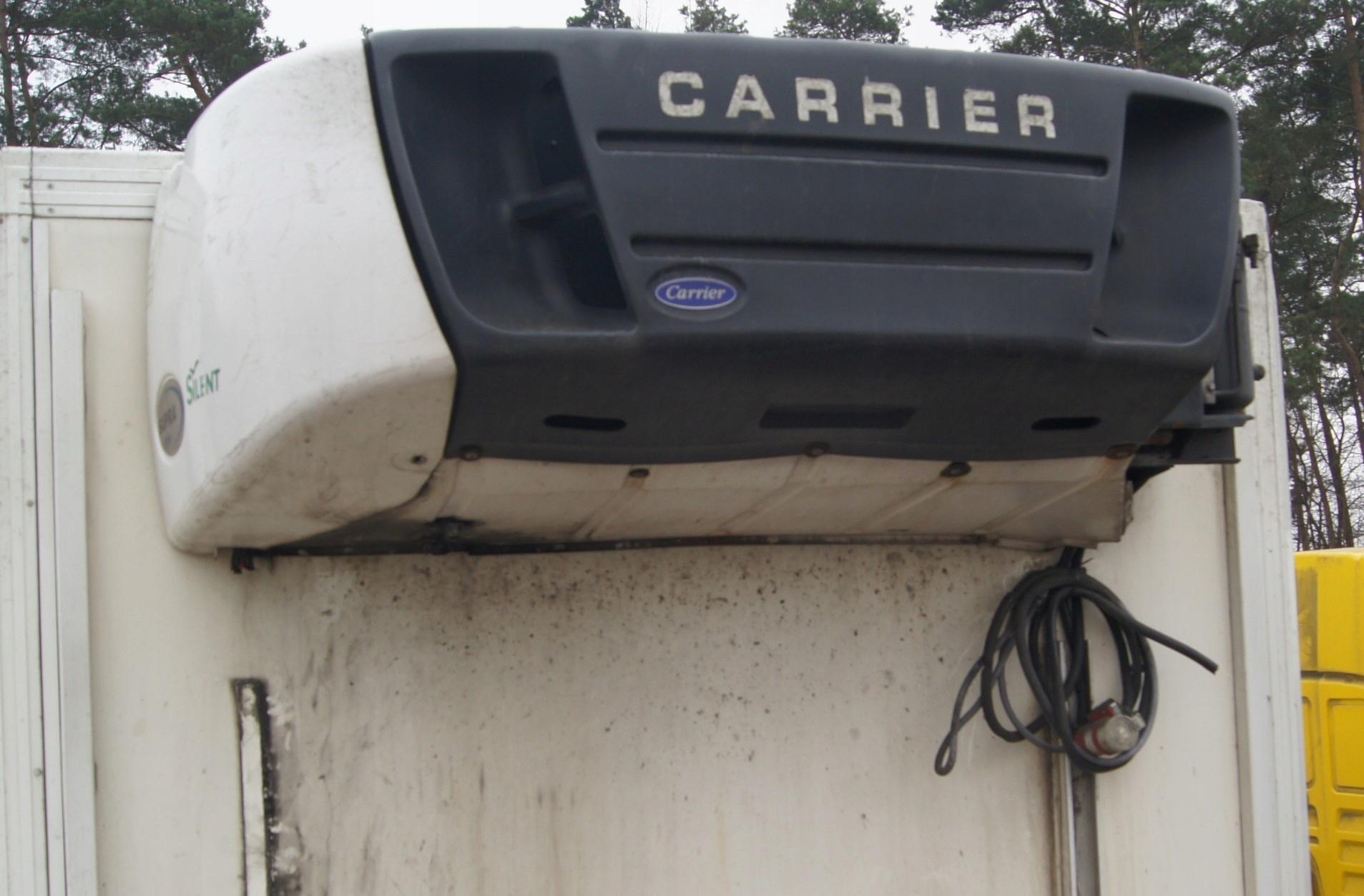 приводимый в действие для радиаторов стационарный carrier supra 950