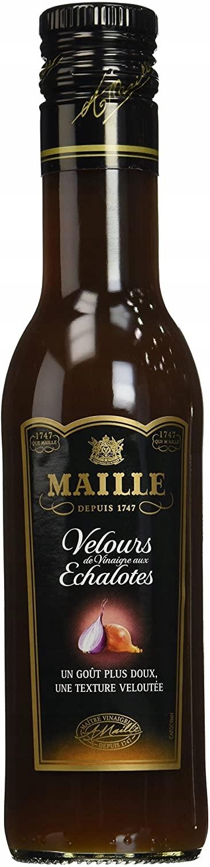 Winegret szalotkowy sos ocet 0,25l Maille