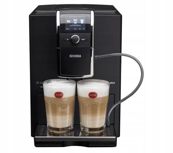 Кофемашина під тиском Nivona CafeRomatica 841