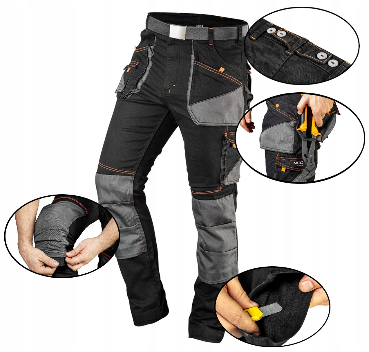 Нео работающие штаны HD Slim Monterskie R.l пояс