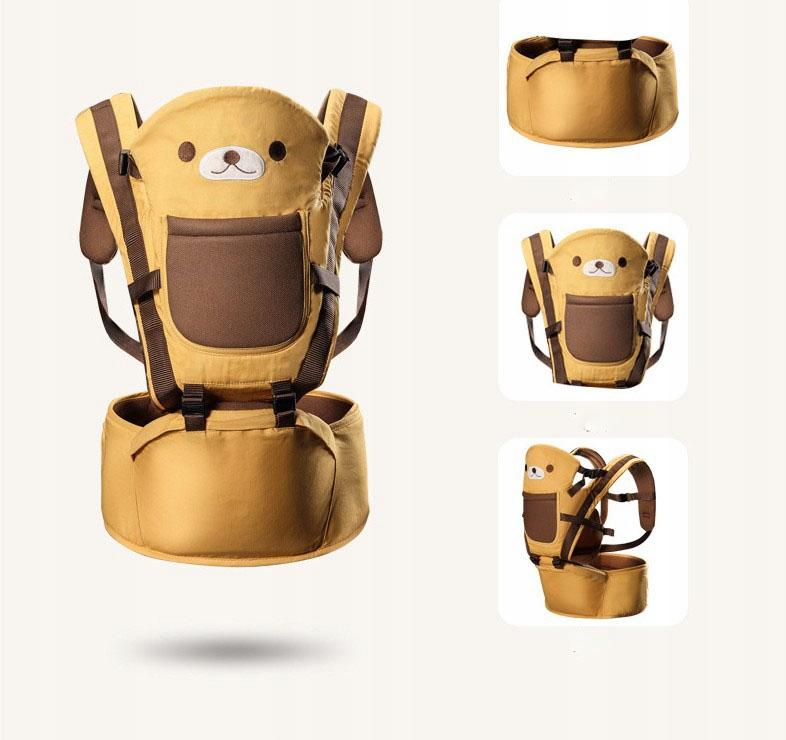 Ergonomický detský nosič 8v1 SEAT