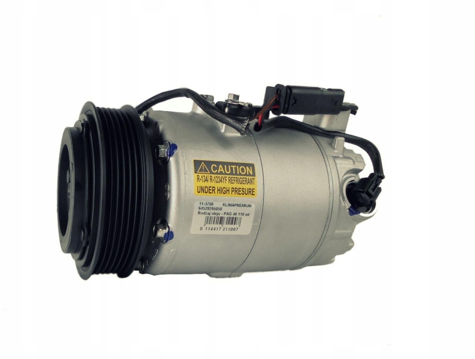 компрессор кондиционирования воздуха bmw мини
