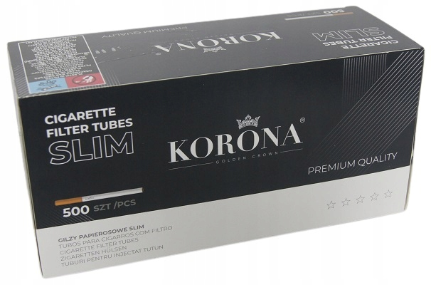 Наперстки KORONA SLIM 500 шт.