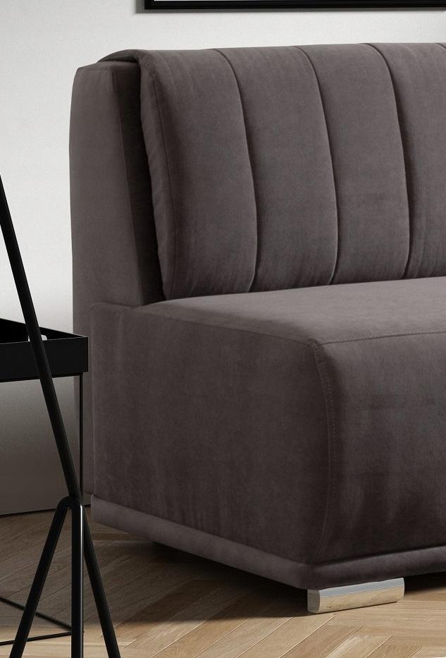 MERINDA Avantgarde-Sofa - Automatikautomat DL Möbelhöhe 82 cm