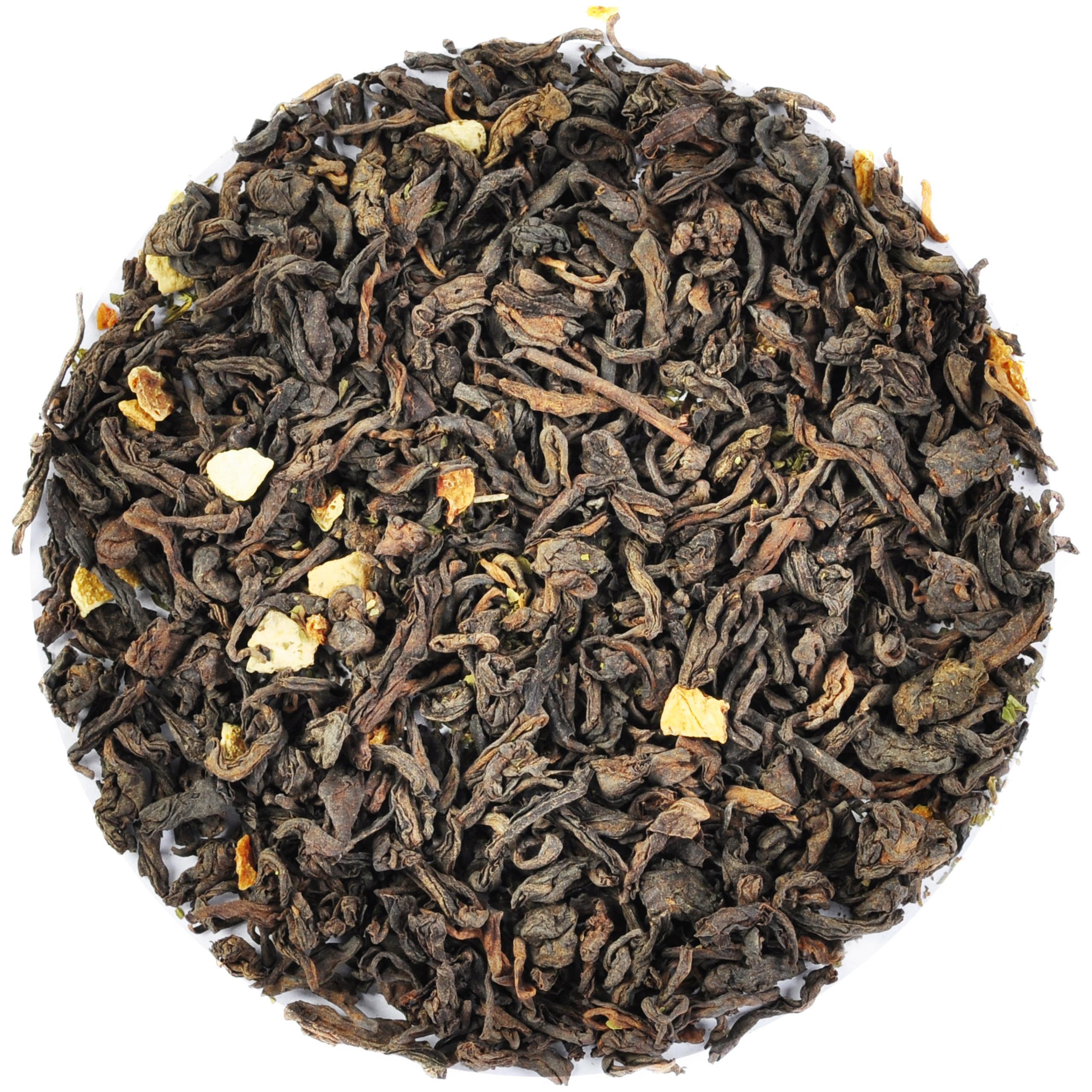 PU ERH FRESH Herbata Czerwona - Pu Erh 50g PYSZNA