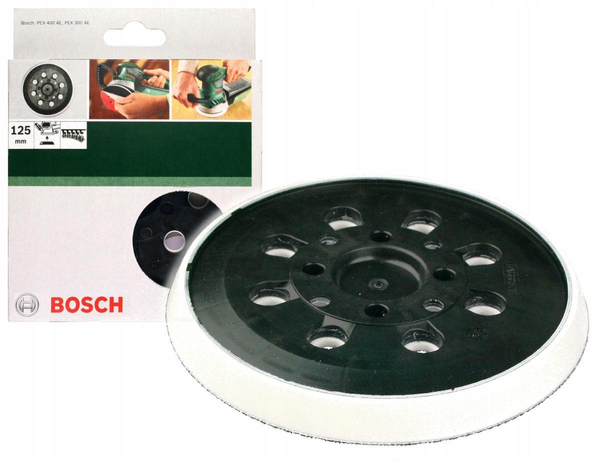 BOSCH Brúsna podložka 125 mm STREDNÁ pre PEX 300AE