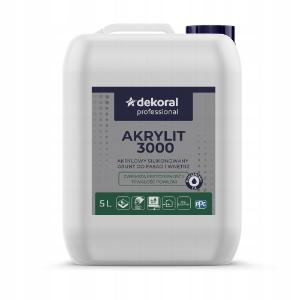 Dekoral Akrylit 3000 Grunt Koncentrat 5L