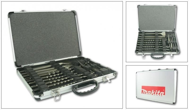 MŁOTOWIERTARKA L-BOXX BOSCH GBH 2-28 F +17 szt Marka Bosch