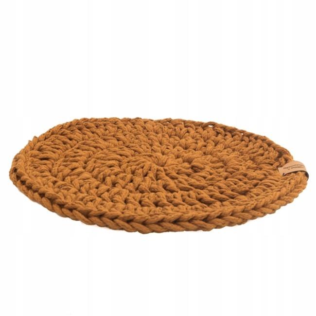 Салфетка Handicraft из Польши, имбирно-коричневый