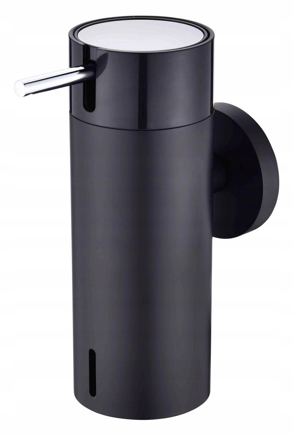 Dávkovač mydla čierny 0,15L STELLA 17.020-B