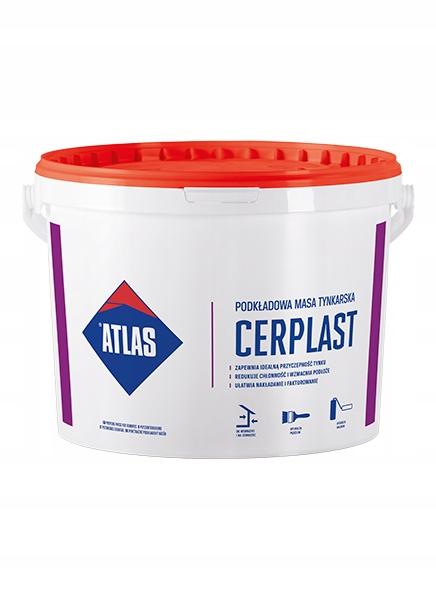 Podkładowa masa tynkarska ATLAS CERPLAST 5kg