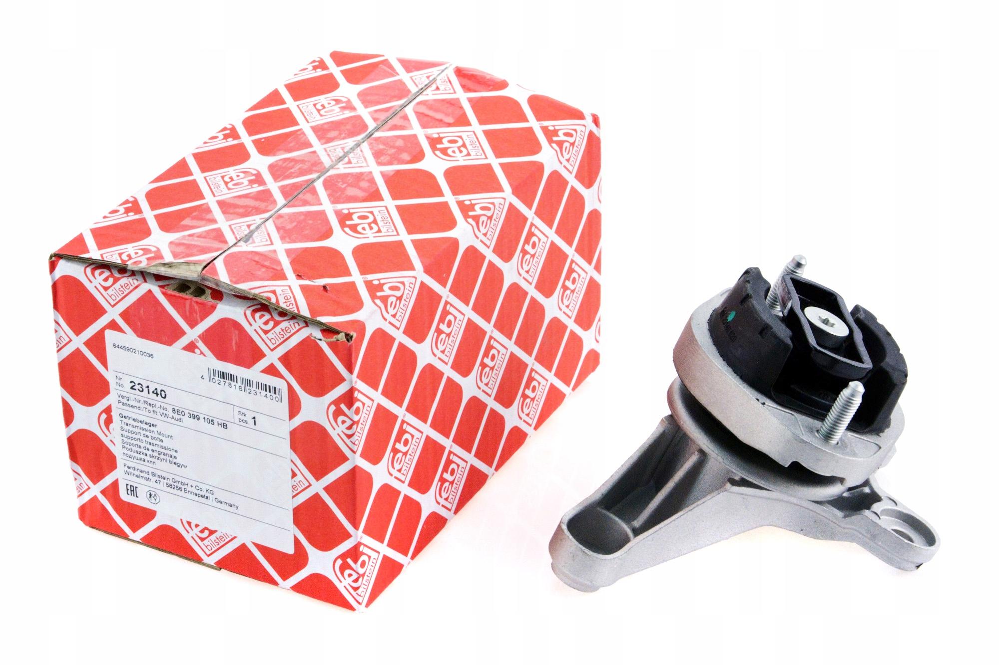 подушка Лапа коробки передач audi a4 b6 b7 febi